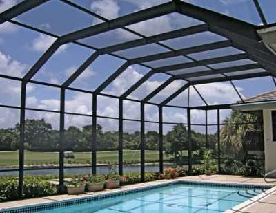 Lakeland Pool Screen Repair