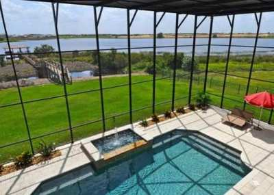 lakeland rescreening, pool enclosure rescreening